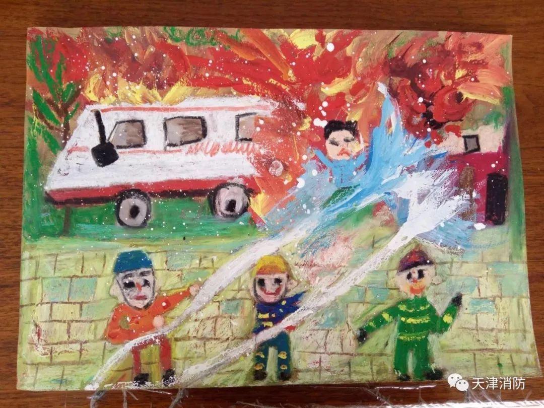 性吧春暖sex8_消防绘画反映了小朋友认知世界,认识自我,进行创造性表述的过程.