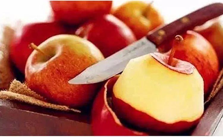 吃苹果削皮or不削皮?别争了!营养师告诉你答案!
