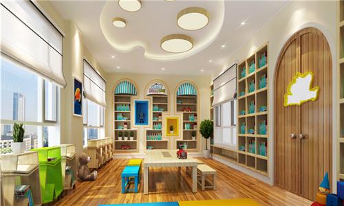 幼儿园装修装饰设计,幼儿园装修规范汇总