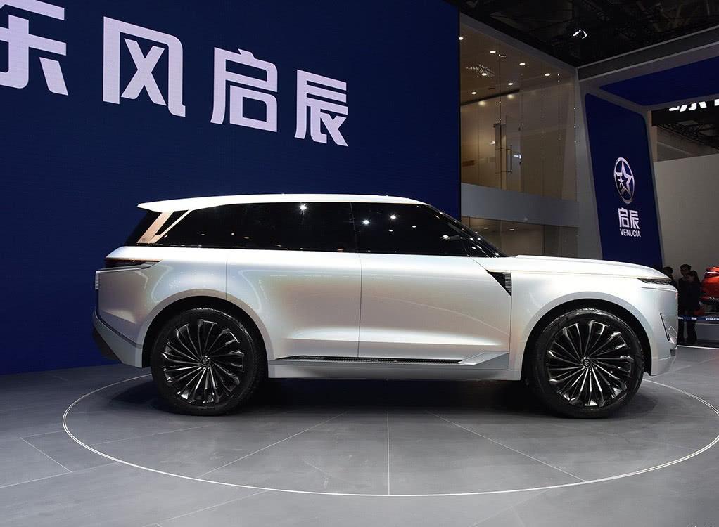 全球首发的东风旗舰SUV比最美路虎漂亮十倍气势胜过丰田陆地巡洋