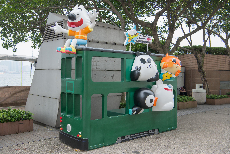 妙趣横生的香港创意之旅
