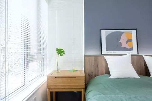 「装修案例」我的80平小两居最喜欢的设计是那个隐身卫生间