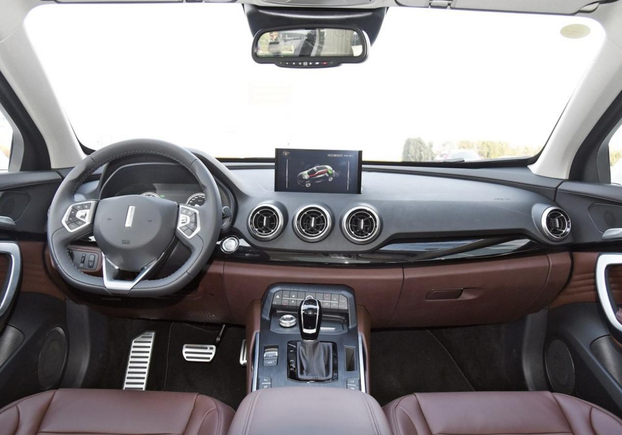 哈弗新SUV来袭,6.5秒破百,百公里油耗2.4L,价格却让人很难接受
