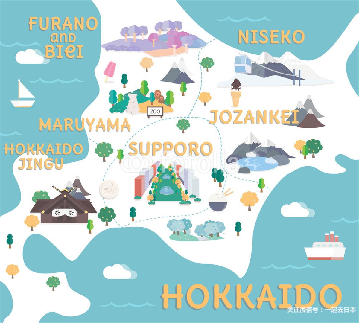 北海道:日本之最中的日本之最
