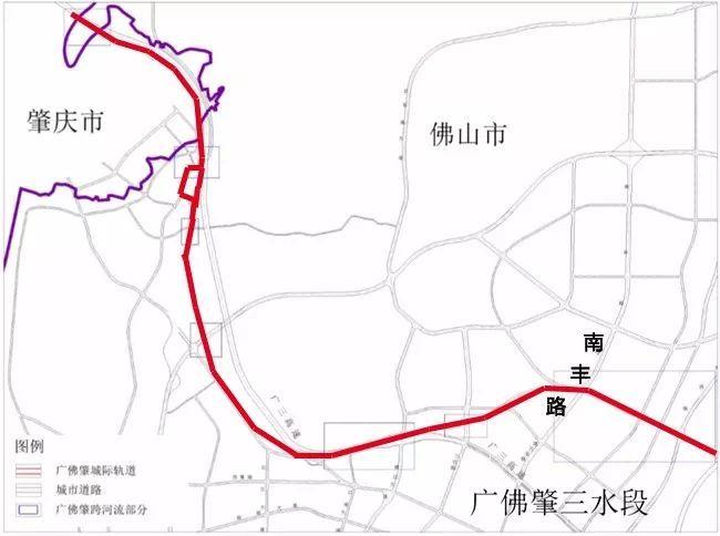 广佛肇城轨最新规划来了 未来广州至肇庆不用两小时