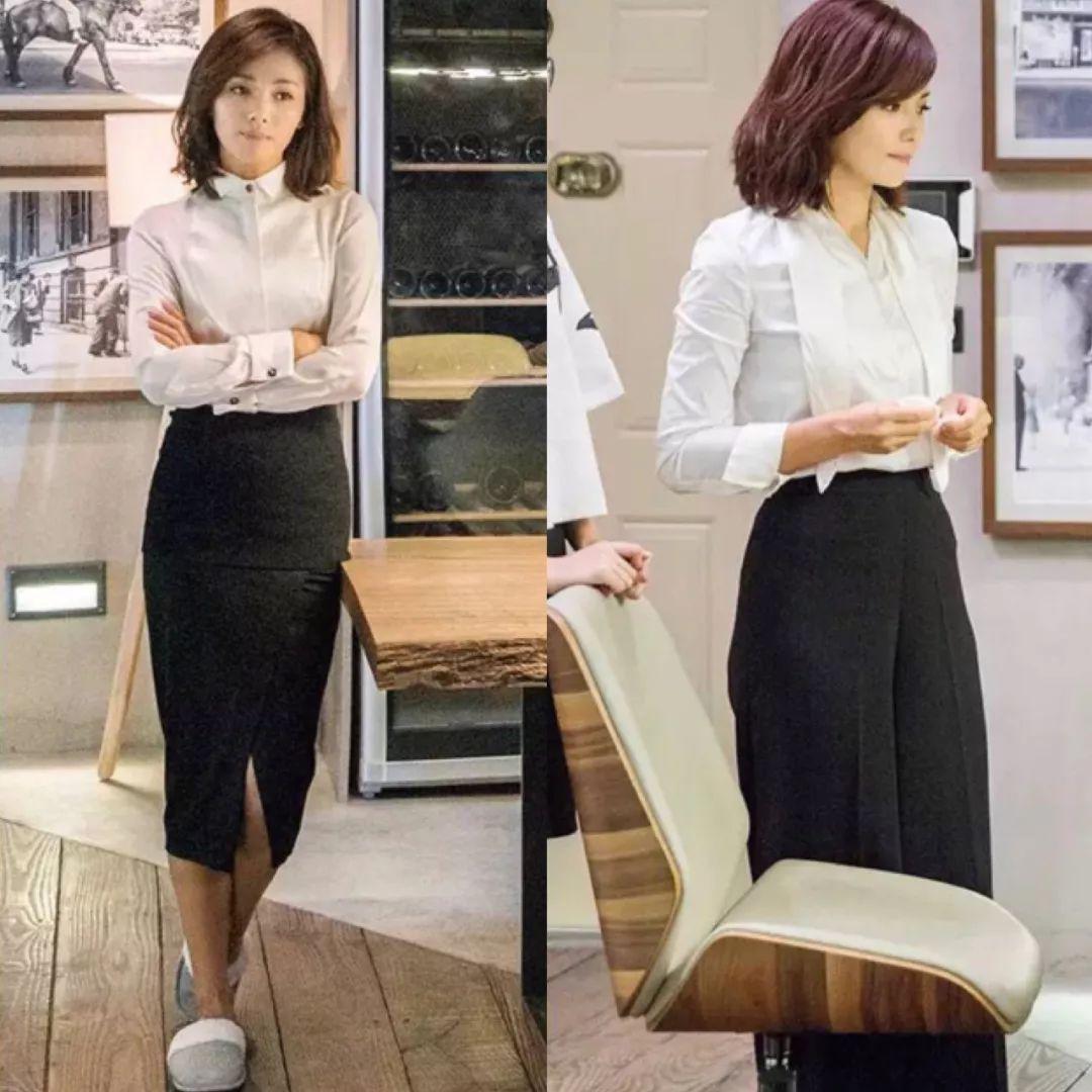 《北京女子图鉴》教你如何把白衬衫穿出