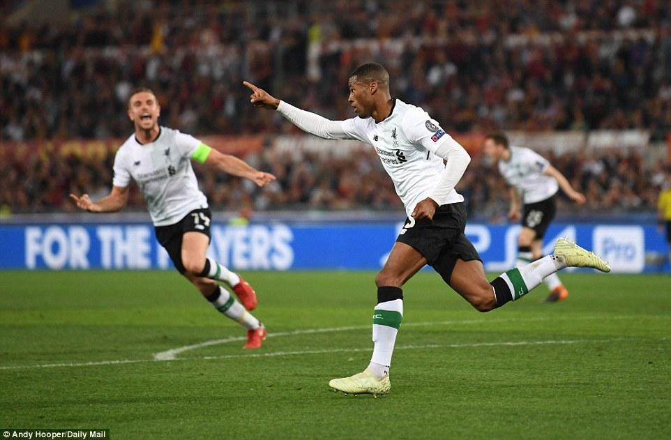 利物浦评分:萨拉赫再次不及格〈球员〉 两进球功臣好评 利物浦