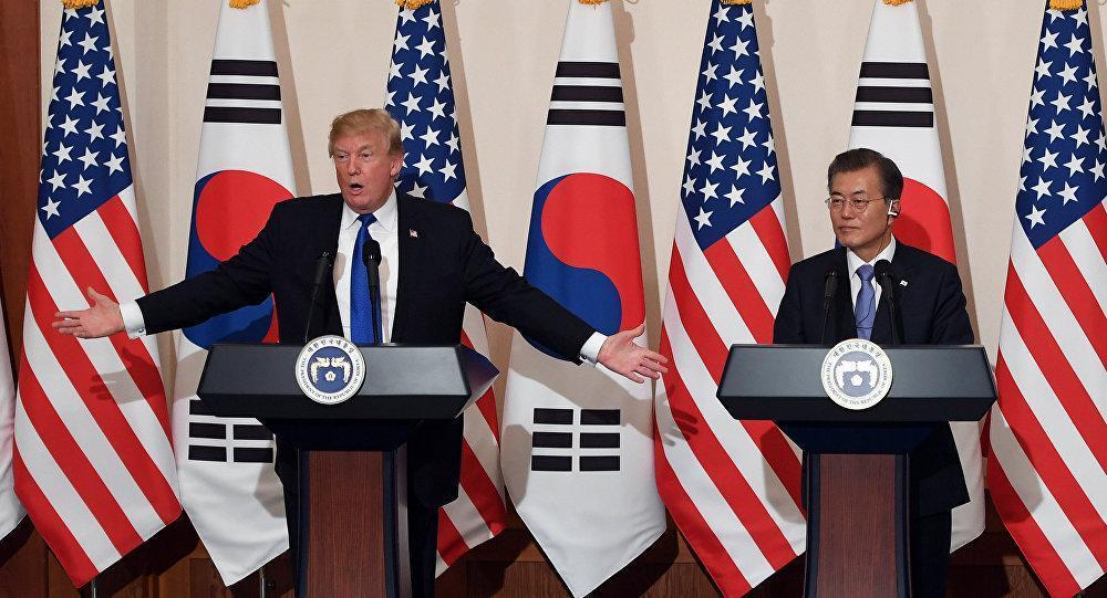 韩国总统:愿把诺贝尔和平奖让给特朗普,白宫表示感谢