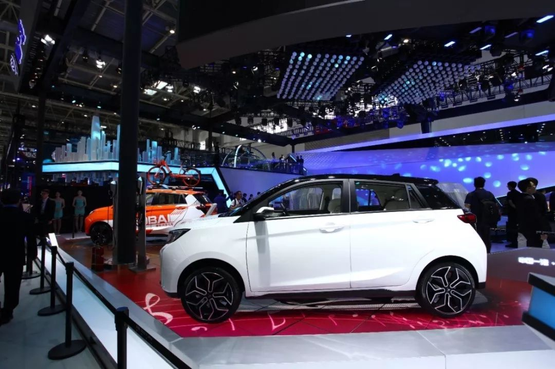 一汽奔腾首次独立参加北京车展,令人刮目相看