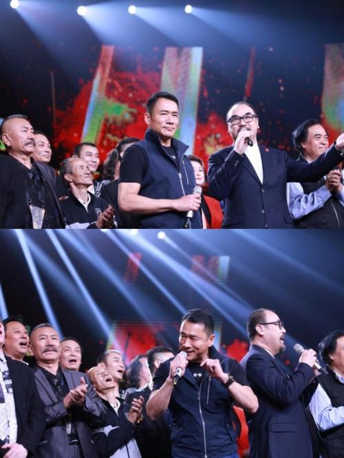 《水浒传》20周年再聚首武松丁海峰傲骨依旧