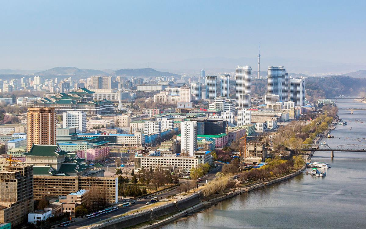 平壤 人口_朝鲜平壤