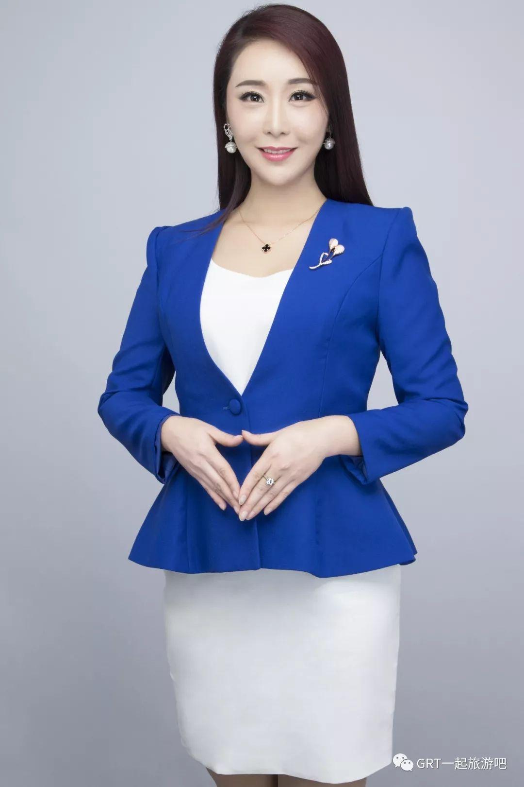广东广播电视台美女主持人
