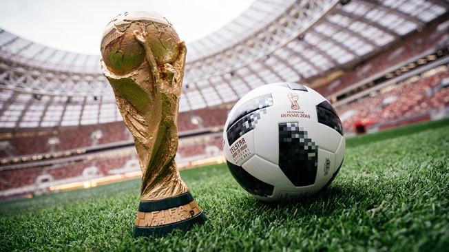 世界杯用球之电视之星18 高科技与经典的融合