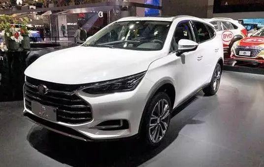 北京车展:新能源车型盘点
