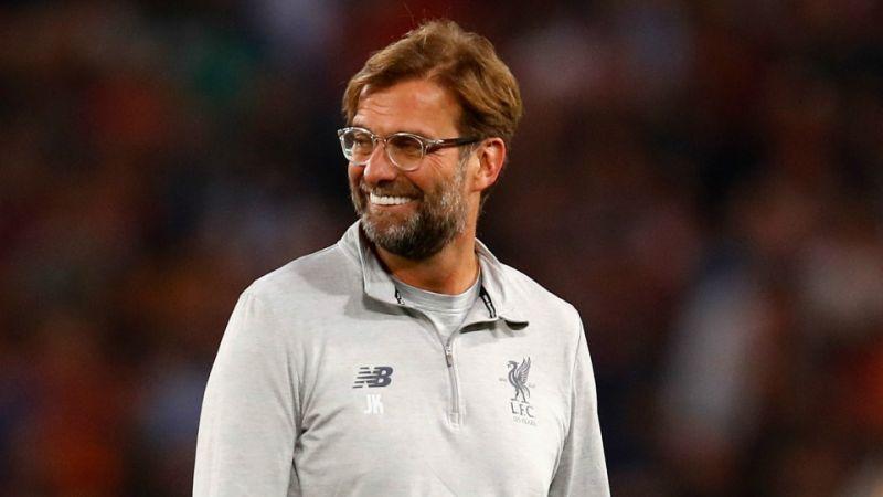 克洛普:取联赛前四是巨大成功欧冠表现超预期