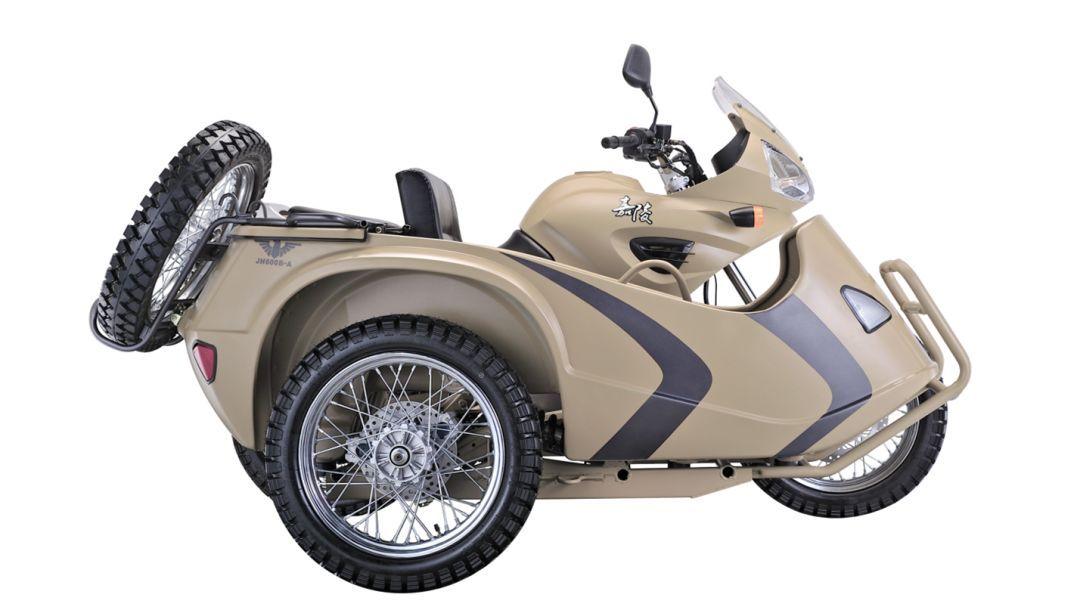 盘点几款热议的国产边三轮摩托车