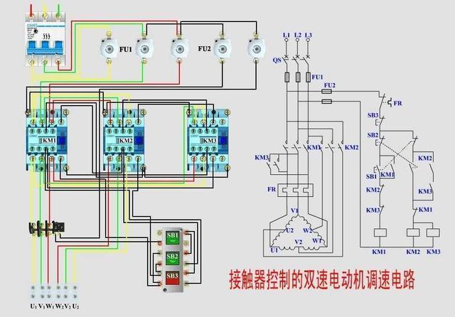 谁能帮忙给出个原理图和接线图,元件有光电开关.空开.时间继电器.
