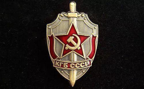 克格勃徽章,克格勃的前身是nkvd图片