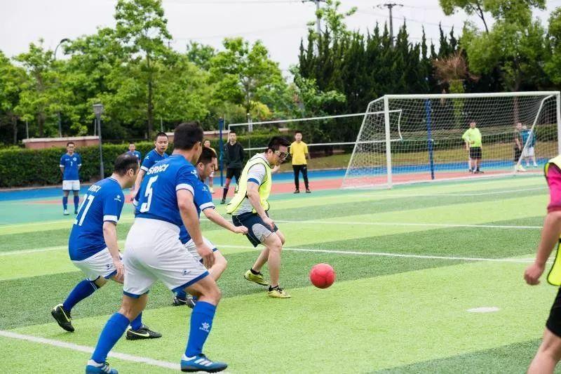 青春·举动·拼搏:2018年上海市业余联赛普陀区企业足球赛成功落