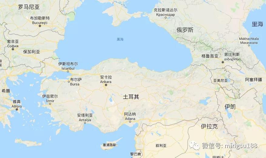 亚洲国家_身为亚洲国家的土耳其为何痴迷于加入欧盟?欧盟又为何