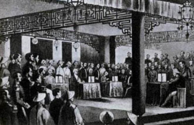 天津条约》具体有哪些内容为何雨果称它