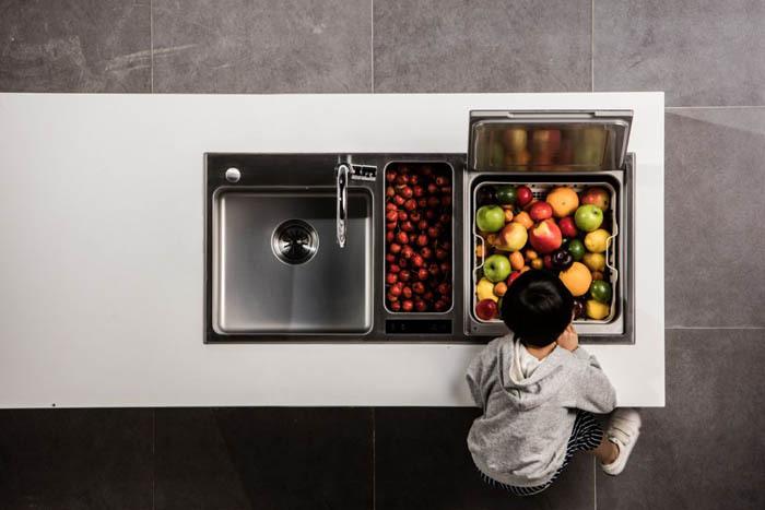 从中国新四大发明到家电的世界新名片 水槽洗碗机定义原创发明