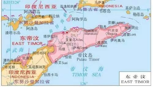 东帝汶有多少人口_东南亚 中国制造 中企承建东帝汶首条高速公路赢赞誉