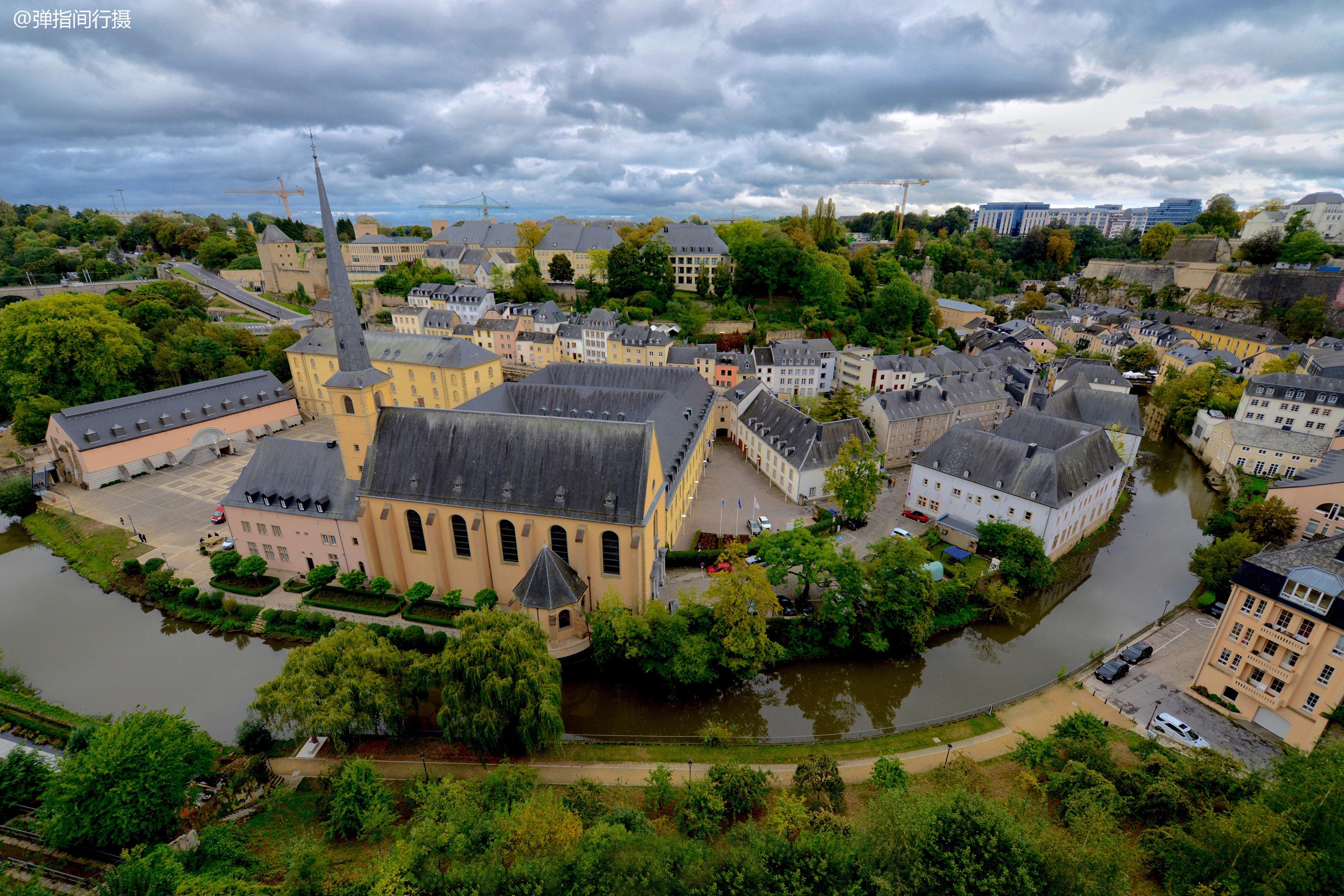 欧洲小国卢森堡:人口60万、人均GDP超11万美元、人均寿命超80岁