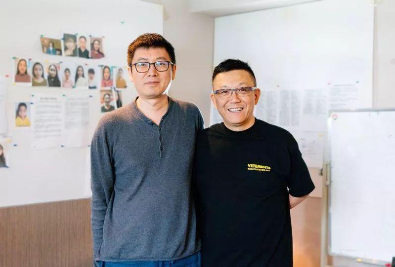 和力辰光董事长李力与导演刁亦男