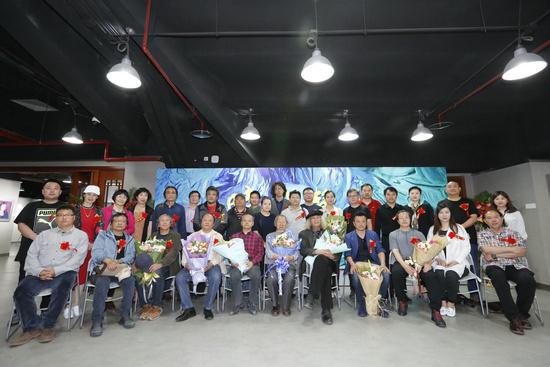 年代赞歌·翰墨映像——中国当代油画名家学术约请展在京隆重开幕