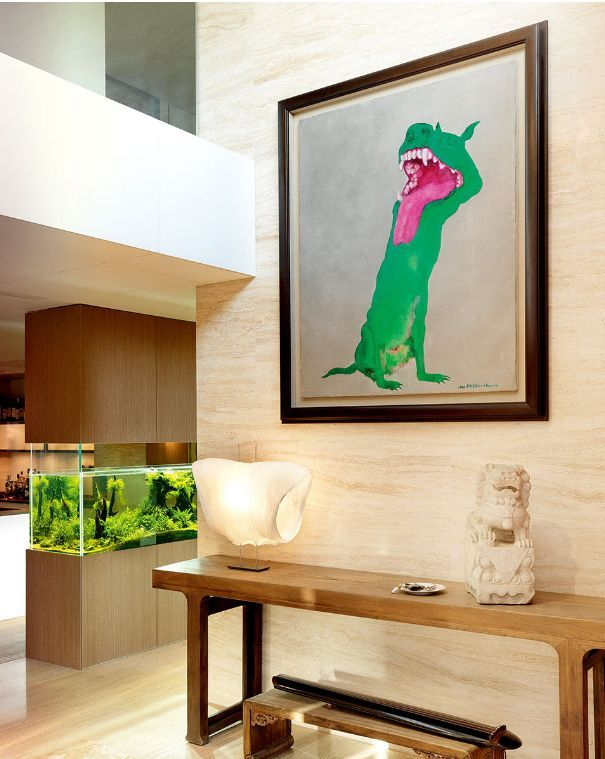 冯小刚、刘嘉玲、陈冠希美术馆般的家这才是让人心服口服的好品味