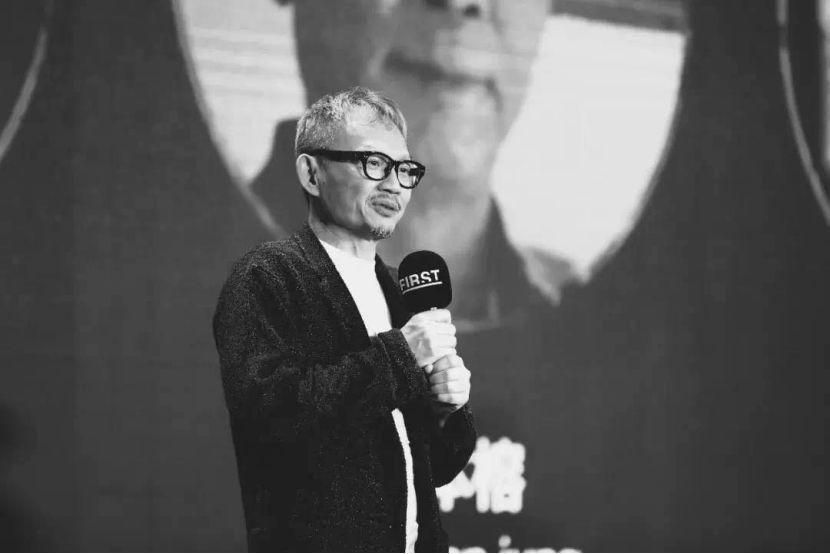 """对于被看作是打通电影作者性与市场可能性的""""艺术家"""",陈国富偶尔也会陷入苦思。"""