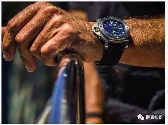 極具硬漢氣息,VS廠出品沛納海PAM00719兩地時腕表