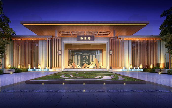 新亚洲风格建筑_新亚洲主义建筑,让人居生活多些诗意与自由