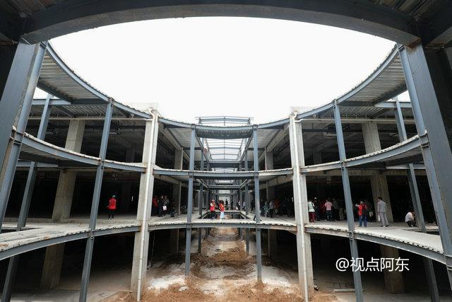 商业大咖探索县级新零售  大荔万象城市广场模式受关注 - 视点阿东 - 视点阿东