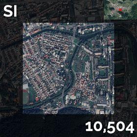欧洲城市人口密度大还是小_欧洲人口密度图