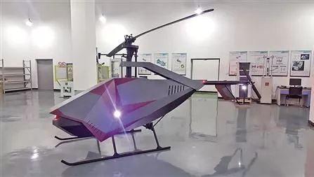 """打破動力瓶頸 """"重慶造""""無人機載重100公斤圖片"""