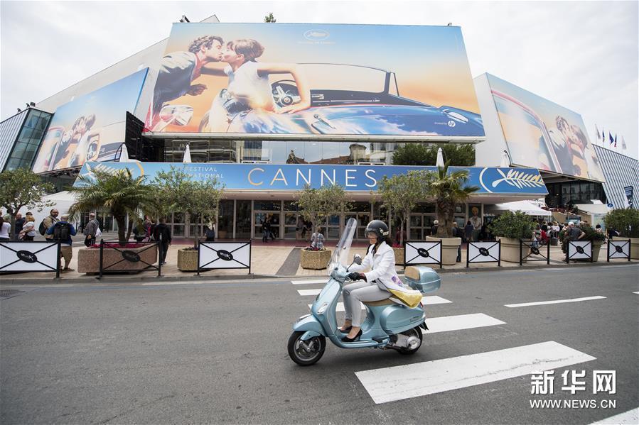 第71届戛纳国际电影节开幕倒计时关于武则天的三级微电影图片