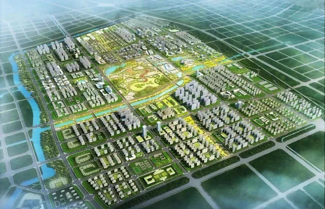 3.4万亩 郑州港区领事馆区最新规划出炉, 十年立新城 目标可期