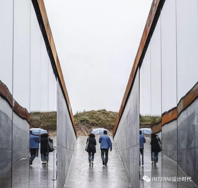 """BIG   Tirpitz博物馆:隐于沙漠中的 """"庇护所""""_搜狐文化_搜狐网"""