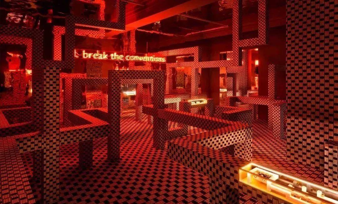 艺术囹�a�b&��#�+���_装置艺术作品展望b.zero1labyrinth迷宫系列