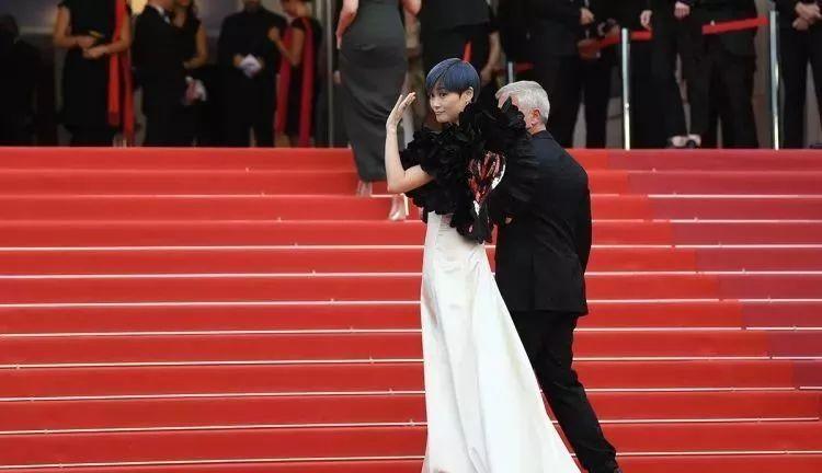 2018戛纳电影节红毯秀,看谁爱情观影了双眼?附惊艳造型360浏览器指南电影网图片