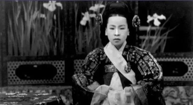 朝鲜历史唯一一位皇后前半生是政治牺牲