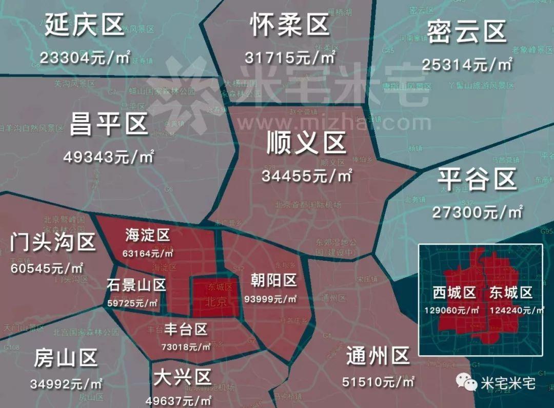 最新房价地图曝光!福州二手房跌