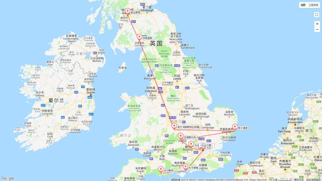 欧洲名人故居|英国:文学家故居之路