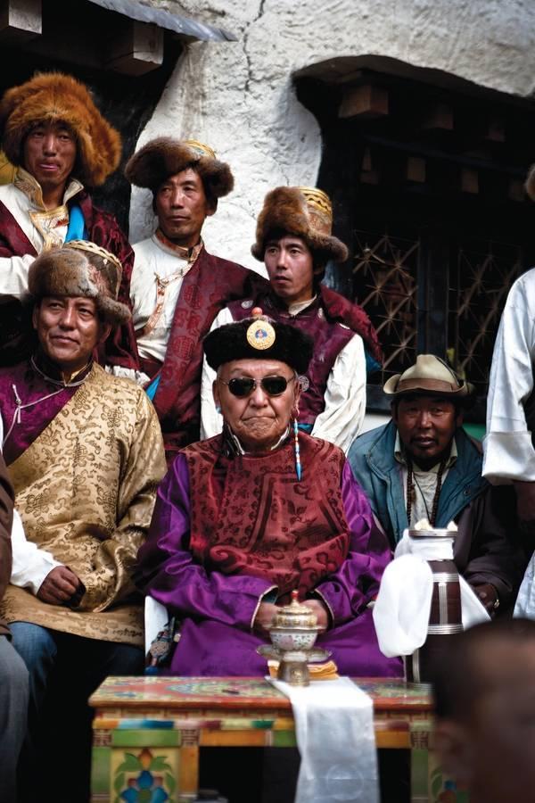 木斯塘:二十年前的西藏