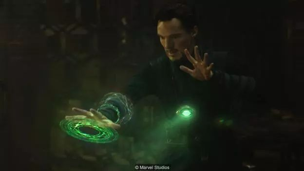 复仇者联盟:六颗无限宝石背后的秘密