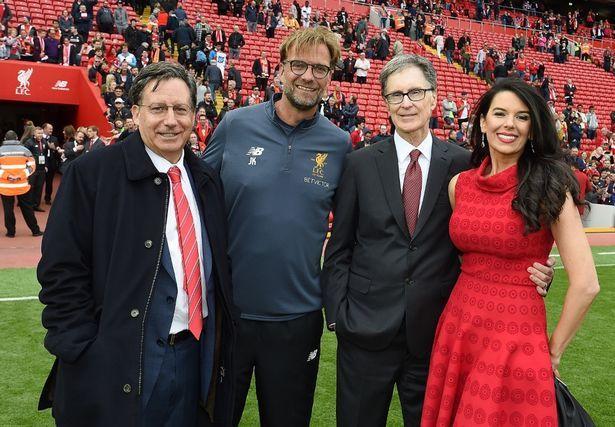 红军老板:欣喜利物浦闯入欧冠决赛渣叔很出色