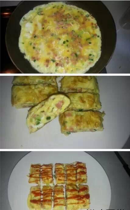 给孩子做了一个月31天早餐,没有一天一样的