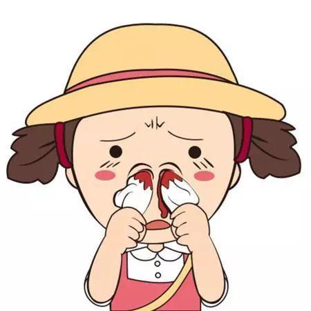 孕妇过敏性鼻炎鼻塞_注意啦,孩子动不动就流鼻血,可能是过敏性鼻炎!